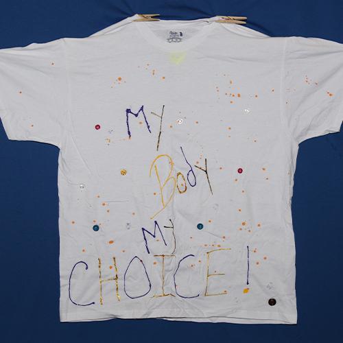 My body is my choice!